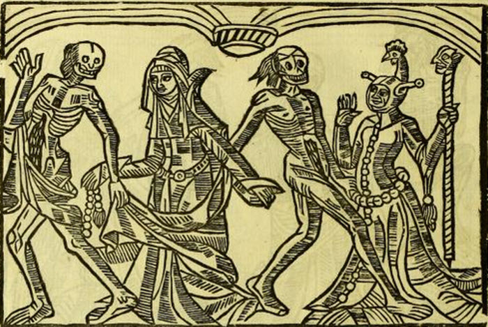 Meaning of the Dance of Death
